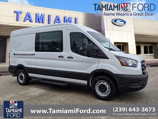 30+ 2020 Ford Transit Crew Van