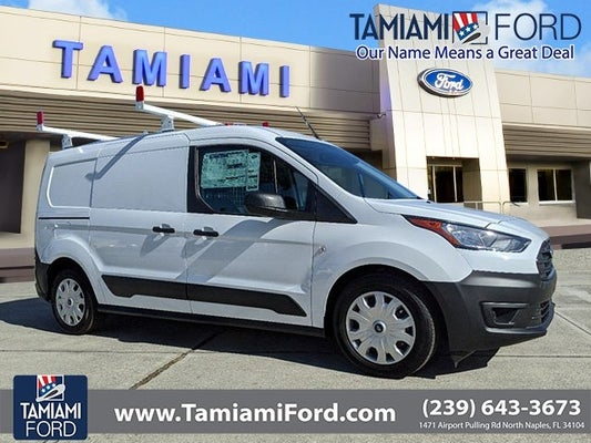 2020 Ford Transit Connect Van XL in Naples, FL | Miami Ford Transit Connect  Van | Tamiami Ford Inc
