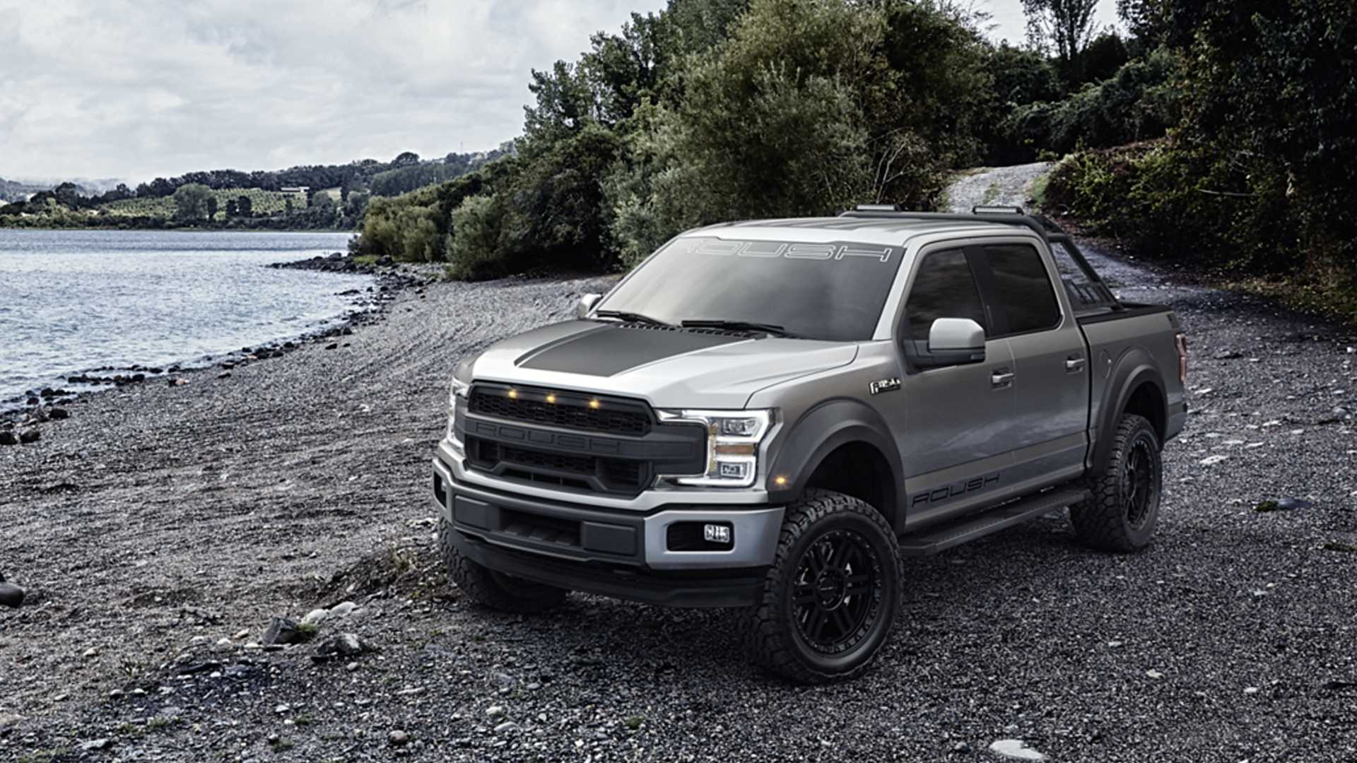 2020 Ford F-150 Overview